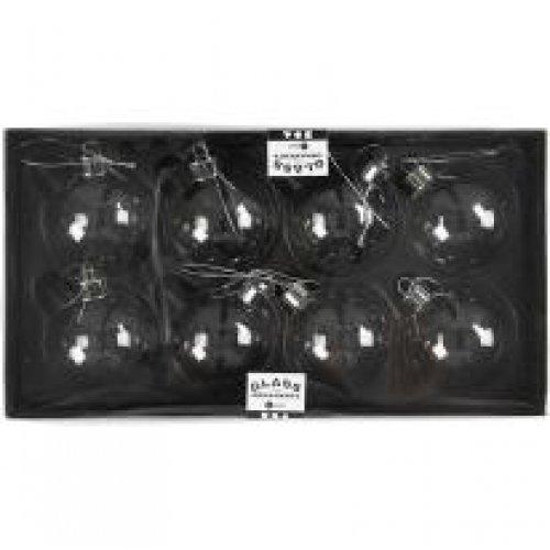 Skleněná baňka k dotvoření, 5,9 x 6,9 cm, transparentní, 8 ks v krabičce - CC55942_b.jpg