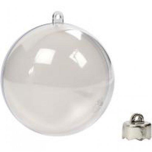 Plastová baňka k dotvoření, průměr 8 cm, transparentní, 5 ks - CC52141_a.jpg