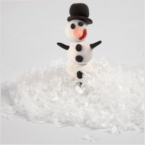 Umělý sníh, transparentní 80 g - CC50233_7.jpg