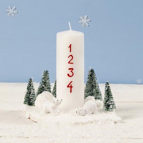 Umělý sníh, transparentní 80 g - CC50233_image1.jpg