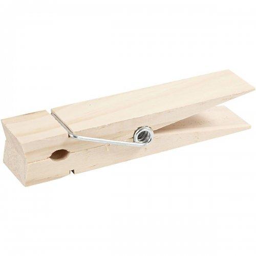 Dřevěný kolík k dotvoření 15 x 3,5 cm