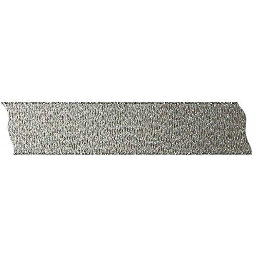 Stuha lurex STŘÍBRNÁ šířka 25 mm