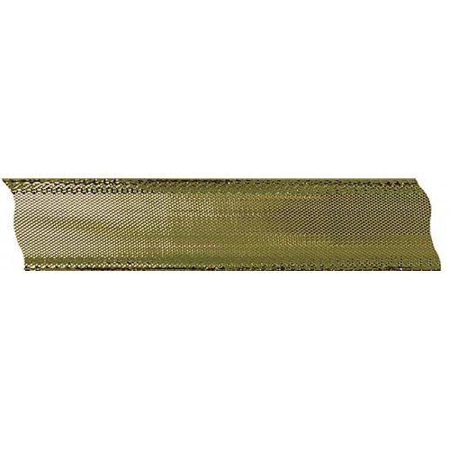 Stuha lamé drát ZLATÁ šířka 25 mm