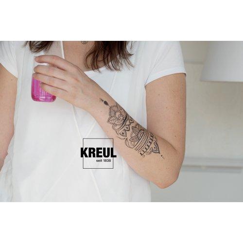 Sada Tetovací fix KREUL Tattoo Pen 4 ks KOTVA, HVĚZDA, MOTÝL - CK621_image01.jpg