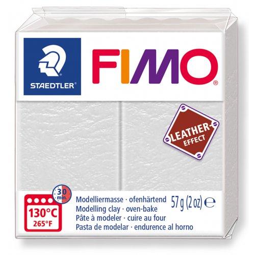 FIMO LEATHER efekt 57 g SLONOVINOVÁ
