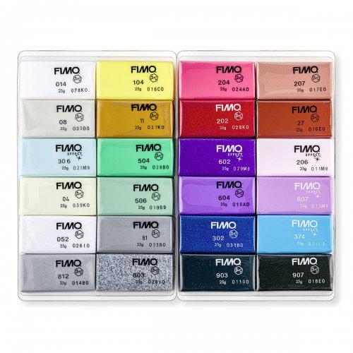 FIMO Efekt sada 24 barev 25 g - 8013_C24-1_obsah.png