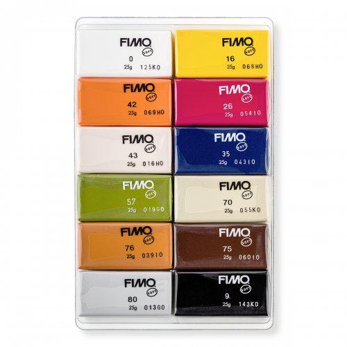 FIMO soft sada 12 barev 25 g NATURAL - 8023_C12-4_obsah.png