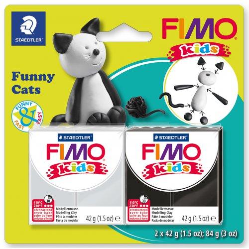 Sada FIMO kids Funny KOČKA