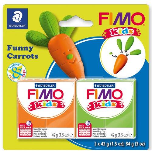 Sada FIMO kids Funny MRKEV
