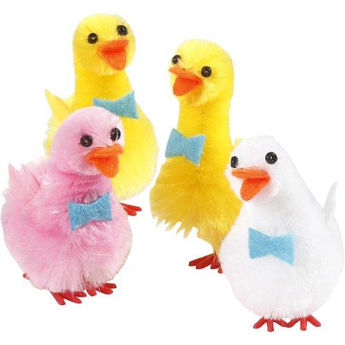 Velikonoční kachny - 4 kusy v balení