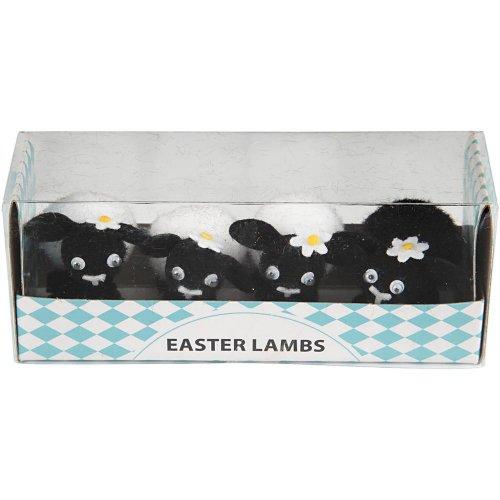 Velikonoční ovečky - 4 kusy v balení - CC51681_b.jpg