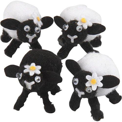 Velikonoční ovečky - 4 kusy v balení