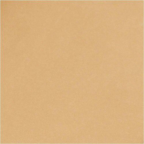 Papírová imitace kůže, šířka 50 cm - SVĚTLÁ HNĚDÁ - CC498940_b.jpg