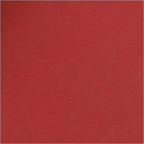 Papírová imitace kůže, šířka 50 cm - ČERVENÁ - CC498946_b.jpg