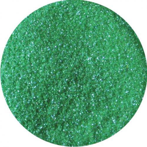 Tetovací třpytky 6 g  - Zelená namrzlá