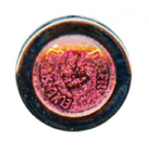 Tetovací třpytky 2 g  - Červená holografická