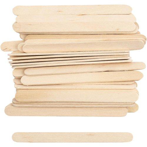 Dřevěné tyčinky, délka 11,5 cm