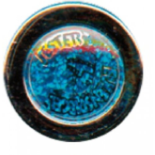Tetovací třpytky 2 g  - Modrá holografická