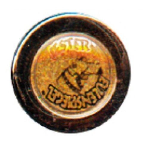 Tetovací třpytky 2 g  - Zlatá holografická