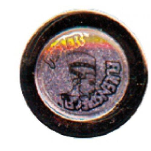 Tetovací třpytky 2 g  - Bronzová červená