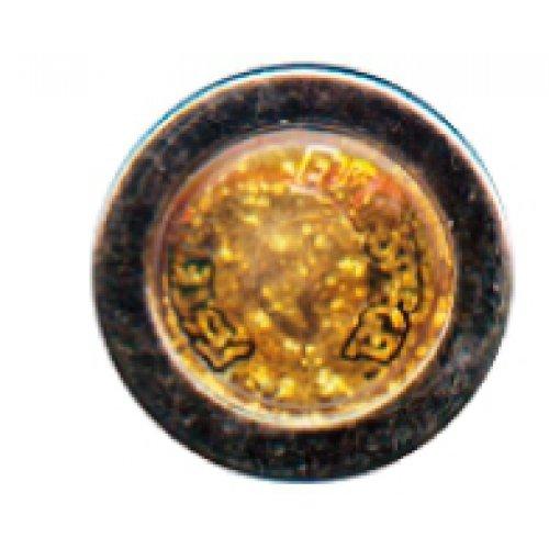 Tetovací třpytky 2 g  - Zlatá