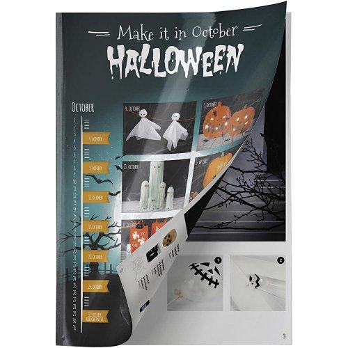 Inspirační brožurka - Halloween