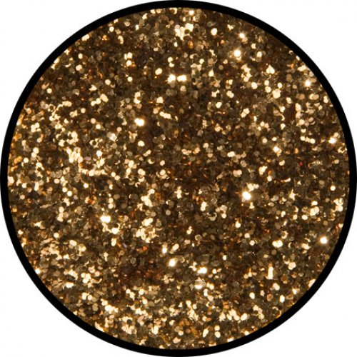 Třpytky 2 g - Tygří zlatá