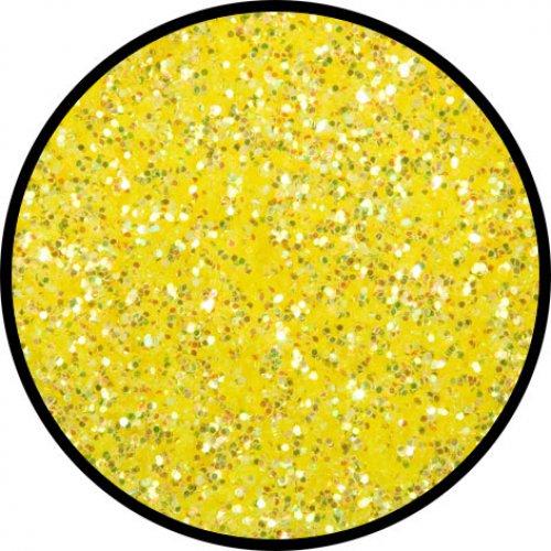 Třpytky 2 g - Žlutá Candy