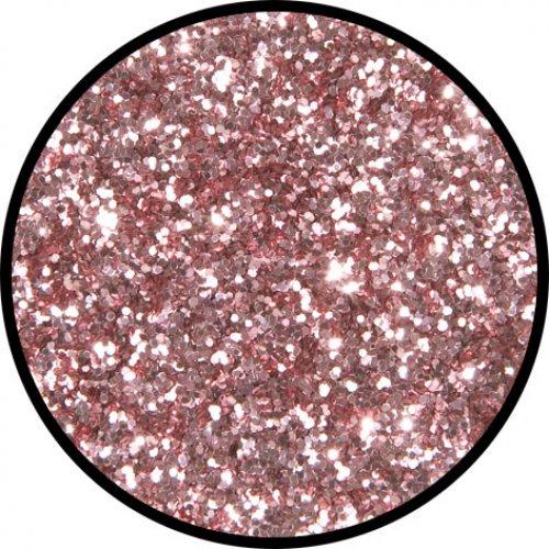 Třpytky 2 g - Světle růžová