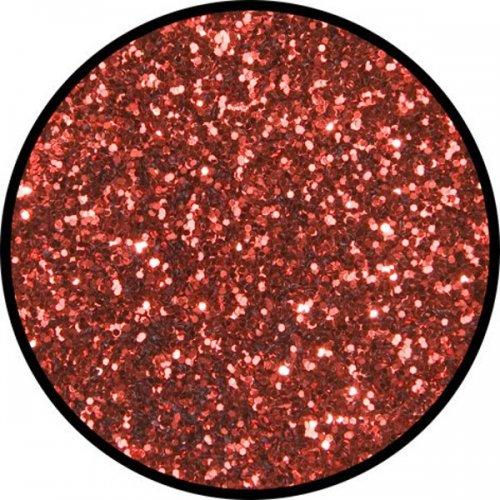 Třpytky 2 g - Královská červená