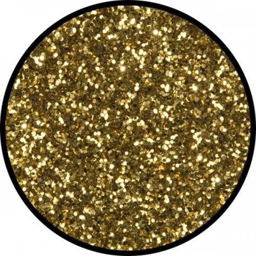 Třpytky 2 g - Zlatá