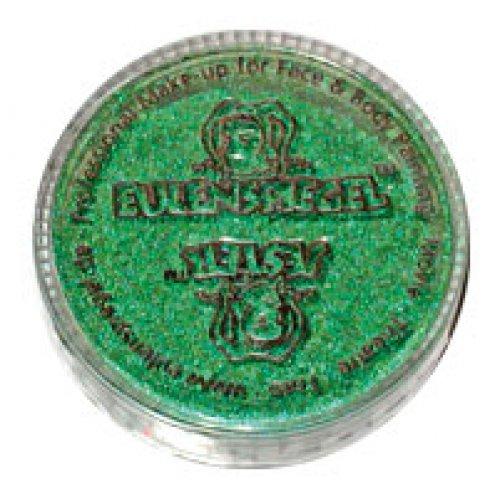 Pudr se třpytivým efektem 3,5 g - Merlin zelená