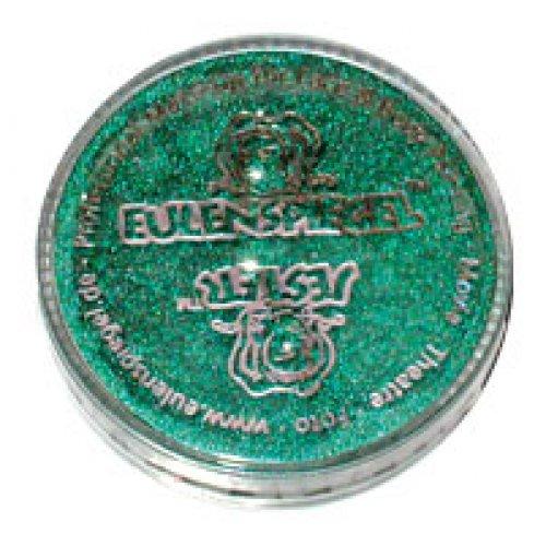 Pudr se třpytivým efektem 3,5 g - Smaragdově zelená
