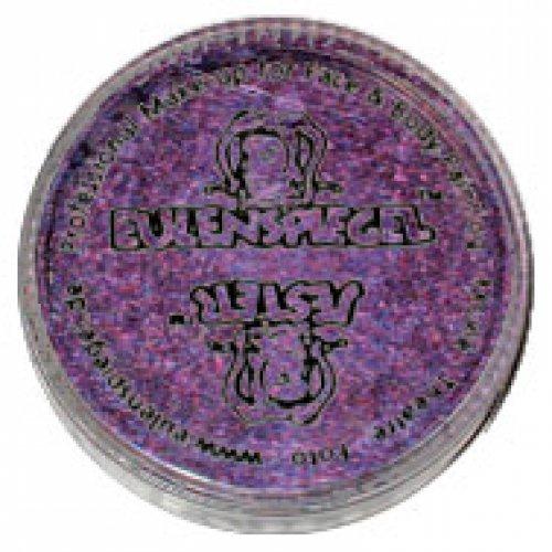 Pudr se třpytivým efektem 3,5 g - Purpurová