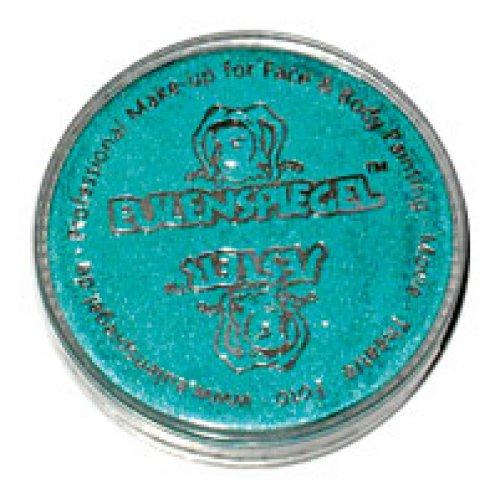 Pudr se třpytivým efektem 3,5 g - Tyrkysová