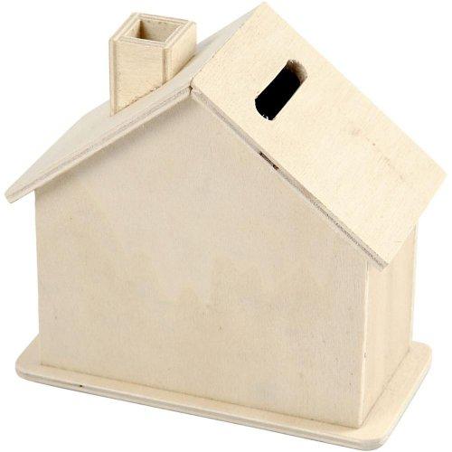 Domek pokladnička ze dřeva na dotvoření - CC574720_a.jpg