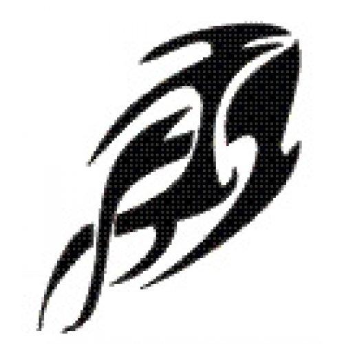 Přenášecí archy s motivem - Kmenové znaky