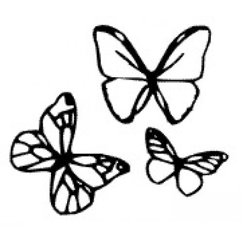 Přenášecí archy s motivem - Motýli