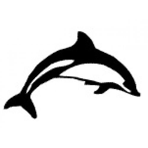 Přenášecí archy s motivem - Delfín