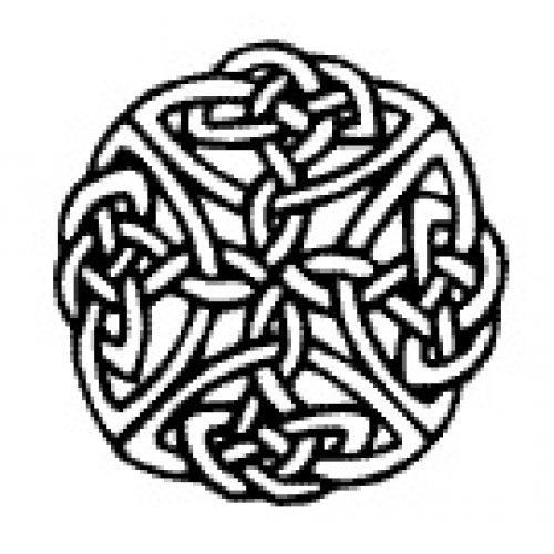 Přenášecí archy s motivem - Keltské zauzlení