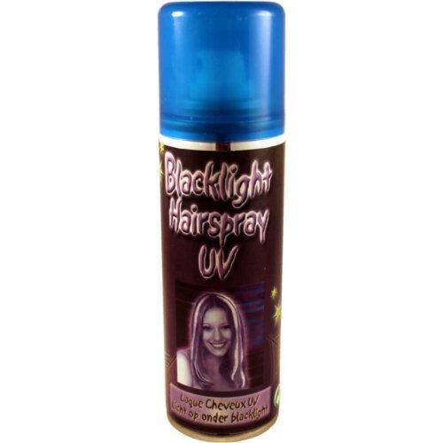 Barva na vlasy sprej 125 ml - UV - Svítící ve tmě