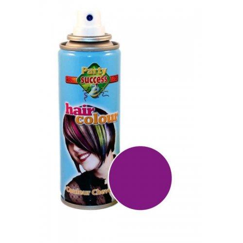 Barva na vlasy ve spreji 125 ml - Jasně zářivá purpurová