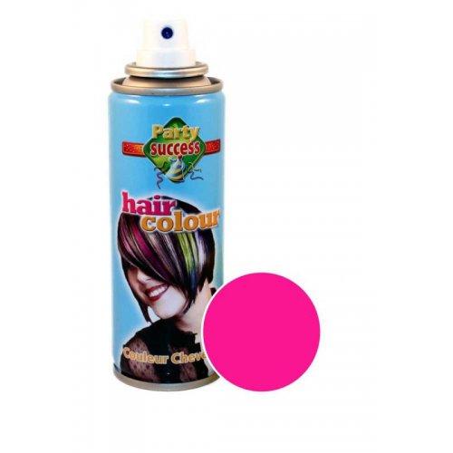 Barva na vlasy ve spreji 125 ml - Jasně zářivá růžová