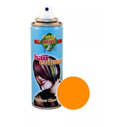Barva na vlasy ve spreji 125 ml - Jasně zářivá oranžová