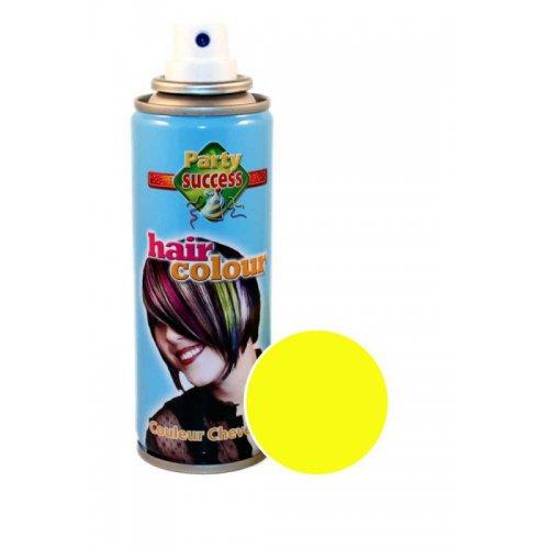 Barva na vlasy ve spreji 125 ml - Jasně zářivá žlutá