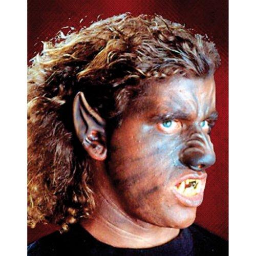 Efektové latexové části - Vlkodlačí nos