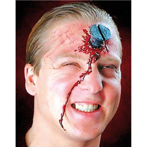 Efektové latexové části - Šroub v hlavě