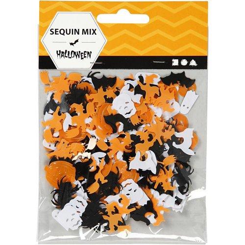 Výseky (konfety) Halloween - mix - CC521740_a.jpg