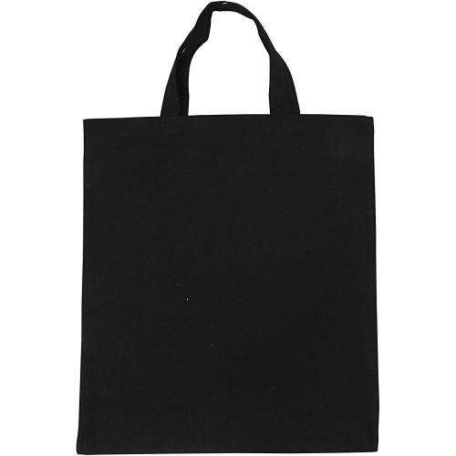 Nákupní taška ČERNÁ