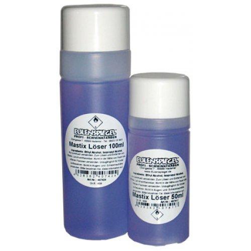 Odstraňovač pro lepidlo Mastix v lahvi 50 ml